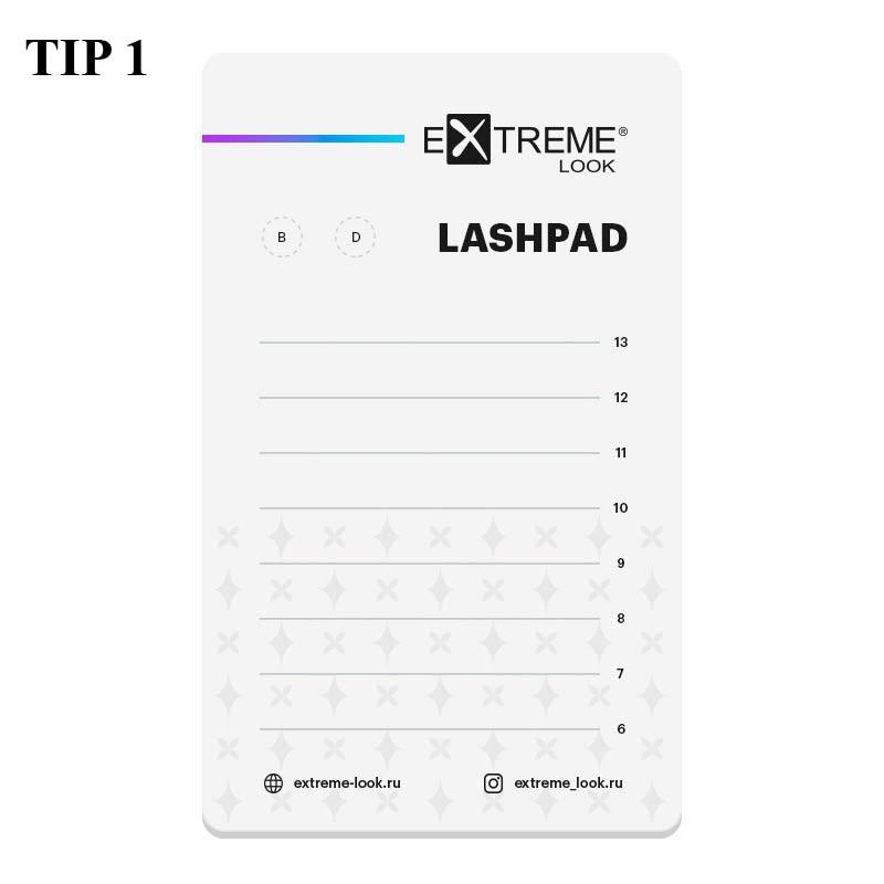 LASH PAD Extreme Look